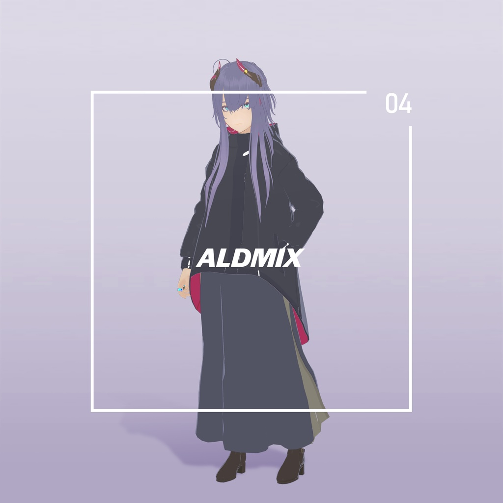 ALDMIX kei's Outfit