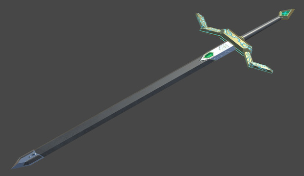 Royal Short Sword