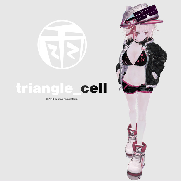 Parker - triangle_Cell -